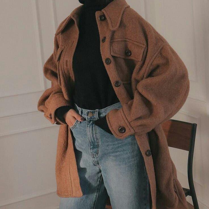 Total Motion Adelyn Laser Loafer | Tweed coat, Winter