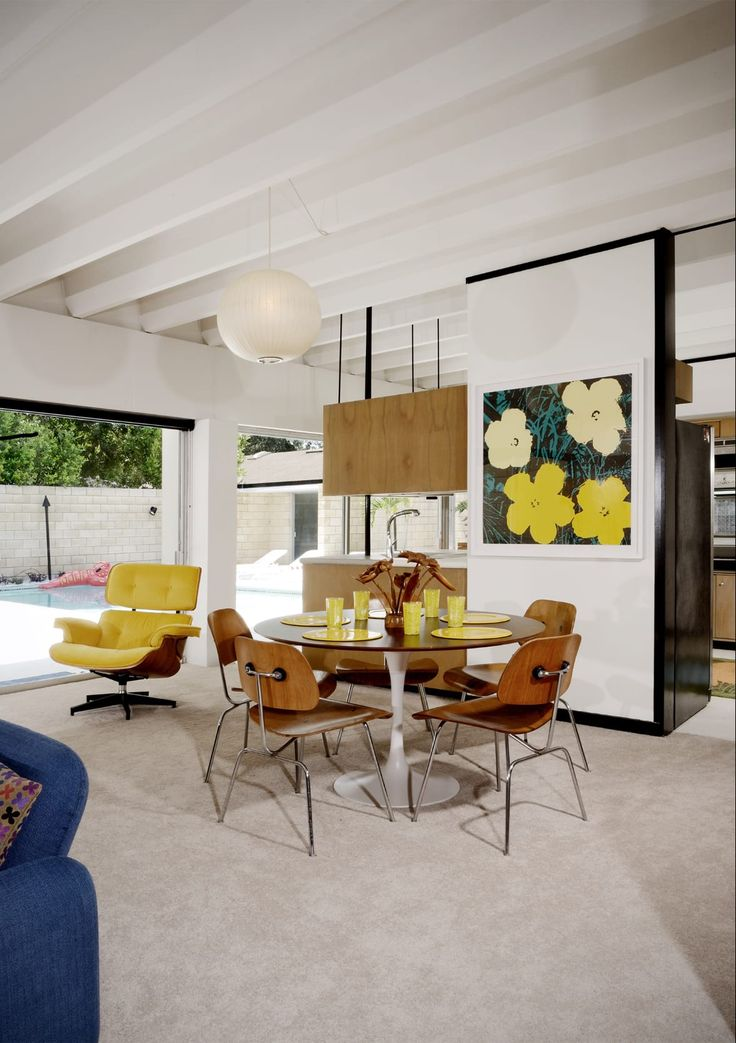 Artist Christopher Florentino, Tells About His MidCentury House in Winter Haven, FL
