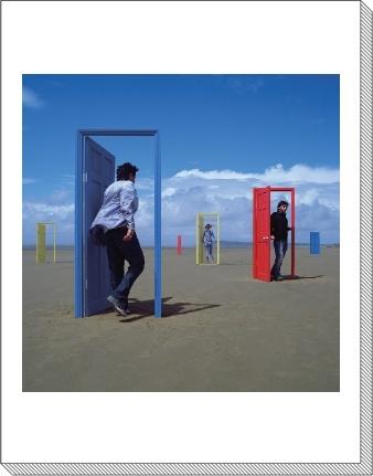 Storm Thorgerson Doors