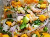 Prepara un buen caldo de camarón seco