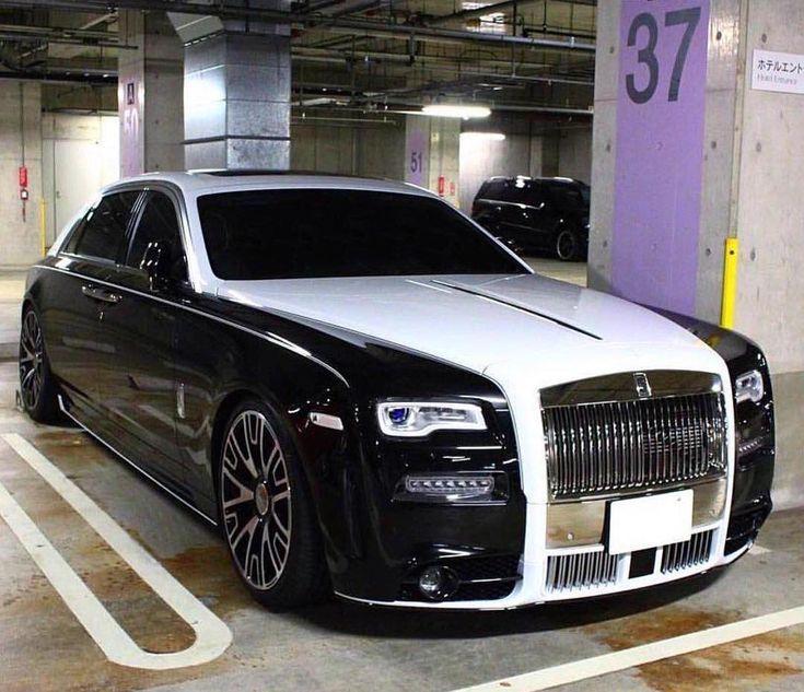 Rolls Royce Phantom >> Mansory RR Ghost | Rolls royce cars, Rolls royce, Bentley ...