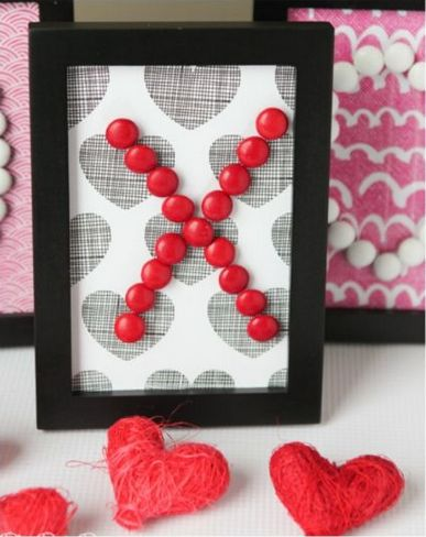 XOXO Valentine's Day Decorations - Made From Pinterest: