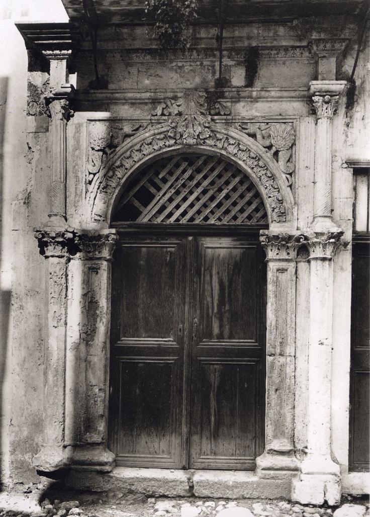 Χανιά, Βενετσιάνικη Πόρτα. Fred Boissonnas - 1920