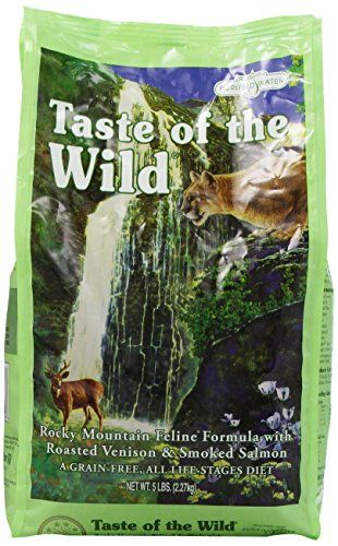 Taste of the wild Rocky Mountain Feline Katzenfutter, 1-er Pack (1 x 2.27 kg) Taste of the wild http://www.amazon.de/dp/B0018CIPS8/?m=A1PA6795UKMFR9