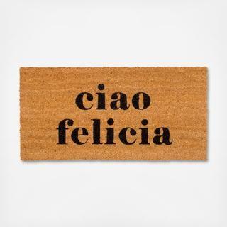 Coir Ciao Felicia Doormat