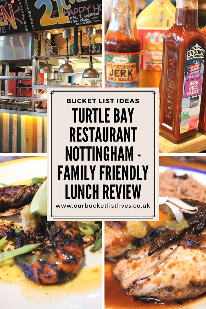 Turtle bay restaurant review. Family friendly meal out in Nottingham. Lunch time review #turtlebay #Nottingham #familyfriendly #restaurant #restaurantreview #eatingout