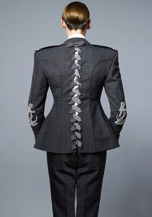 (via Thom Browne menswear, la collection spring summer  2014)