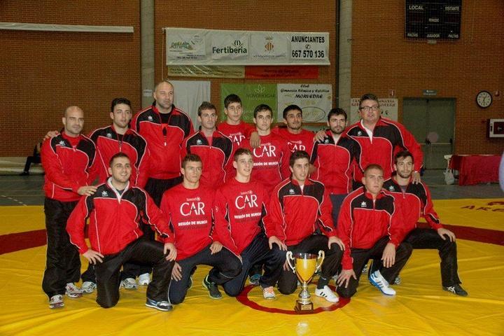 Equipo Car Infanta Cristina. Lucha Murcia. #Wrestling