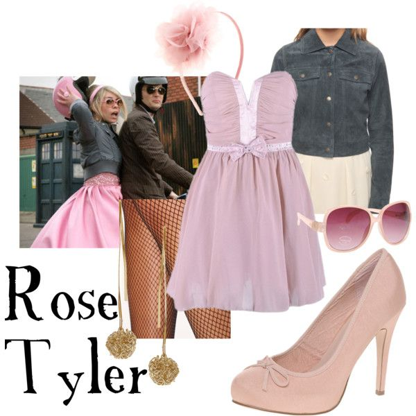 """""""Rose Tyler"""" by companionclothes on Polyvore"""