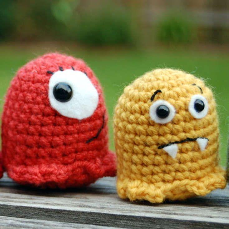 Amigurumi Baby Monsters : 17 basta bilder om Free Amigurumi Patterns & Tutorials p? ...