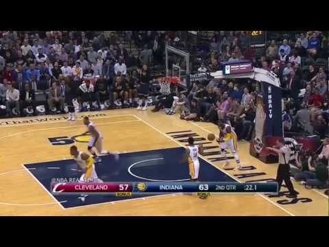 Cleveland Cavaliers With 16 3 pointers Highlights Against the Pacers | C...