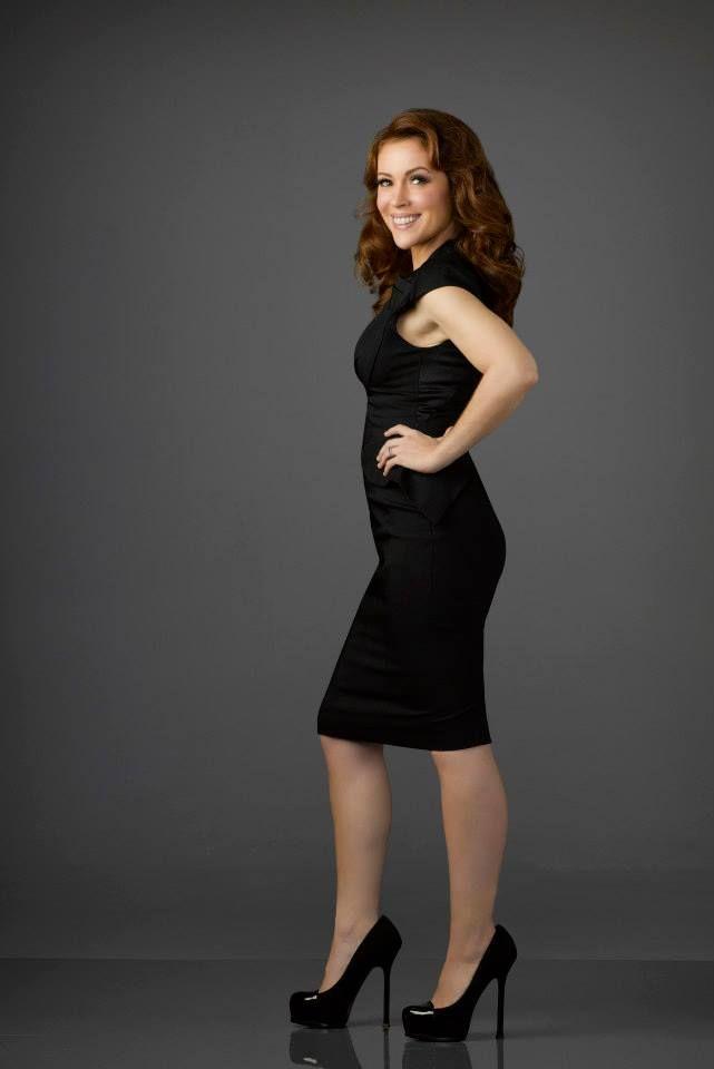 Alyssa Milano as (Savi) #Mistresses