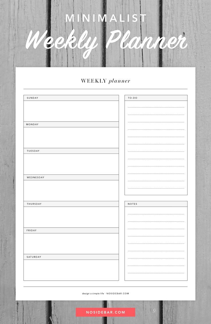 50 best ORGANIZATION / PRINTABLE LIST images on Pinterest ...