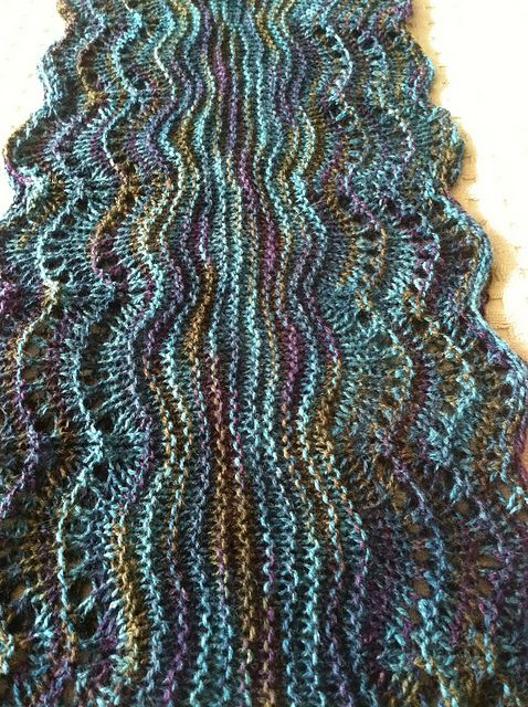 macknits The Anna Cowl by Breean Elyse Miller - #knit with Tibetan Dream...