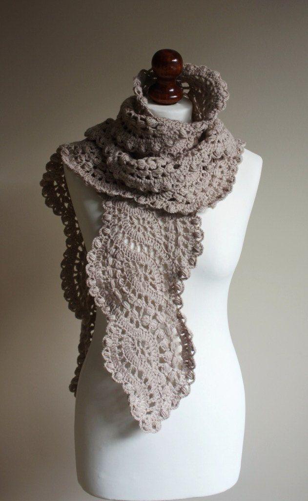 Gorgeous scarf on Etsy