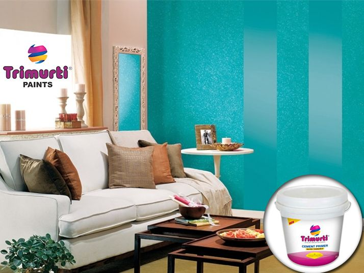 Trimurti Cement Primer is a water based wall coating suitable for application on Interior and exteriors walls. Trimurti Primer does not chalk and can be applied on freshly plastered surfaces that are Adequately cured. It does not required any water curing -- https://goo.gl/ys1Xnk