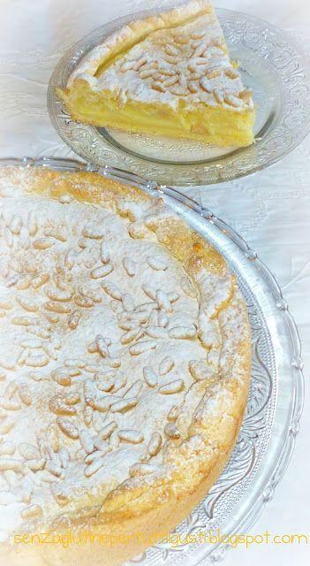 Senza glutine...per tutti i gusti!: La torta della nonna senza glutine