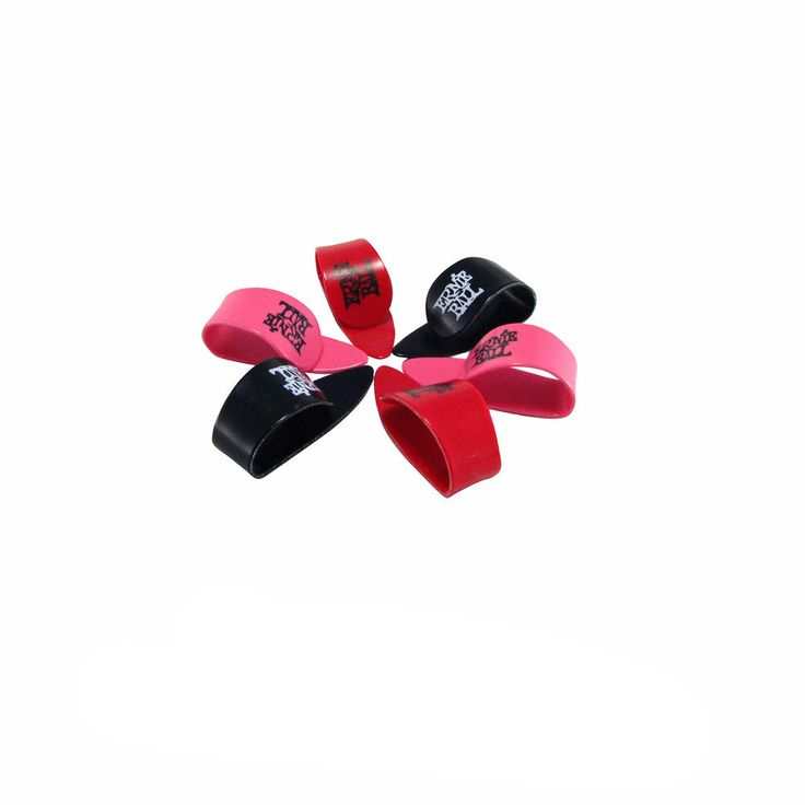 Ernie Ball Thumb Picks - Assorted Colors - Large