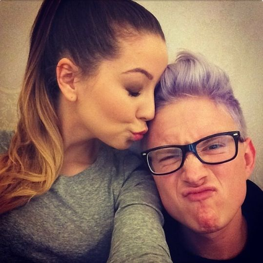 Zoella And Tyler Oakley 1000+ images about ~Zy...