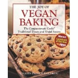 The Joy of Vegan Baking: The Compassionate Cooks' Traditional Treats and Sinful Sweets (Paperback)By Colleen Patrick-Goudreau