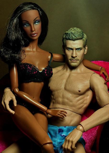 Barbie ken interracial-9905