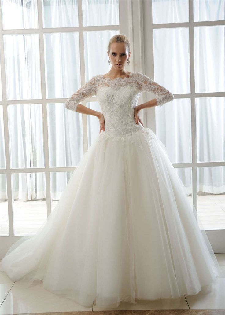 wedding dress tulle skirt - plus size dresses for wedding guests Check more at http://svesty.com/wedding-dress-tulle-skirt-plus-size-dresses-for-wedding-guests/