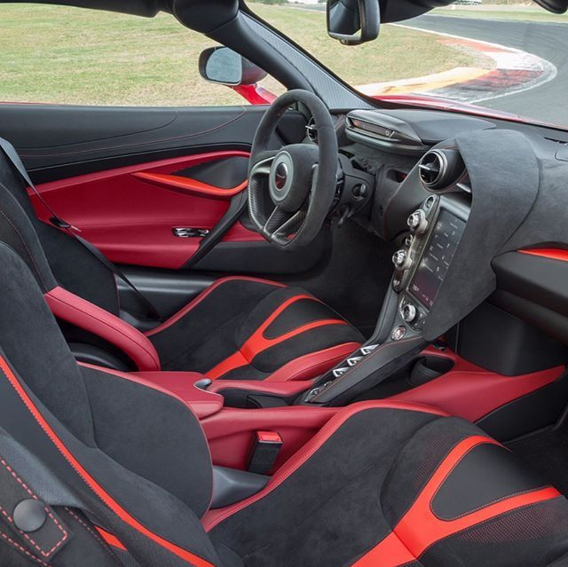 McLaren 720s interior | McLaren 720S | Cars, Dream cars, Top cars