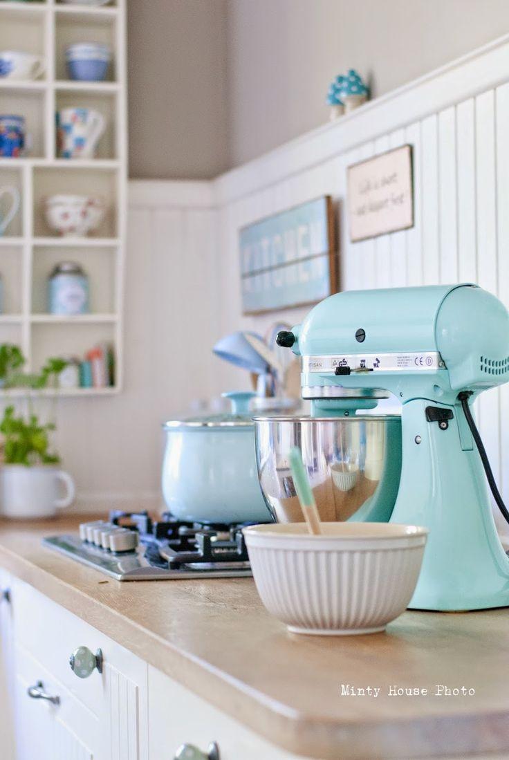 die 74 besten bilder zu kitchenaid auf pinterest   küche, kochen ... - Pastell Küche
