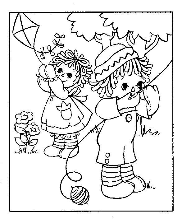 raggedy ann coloring pages your toolbar click your back