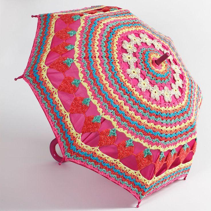 Kijk wat ik gevonden heb op Freubelweb.nl: een gratis NL haakpatroon om een parapluutje te haken https://www.freubelweb.nl/freubel-zelf/gratis-haakpatroon-paraplu/