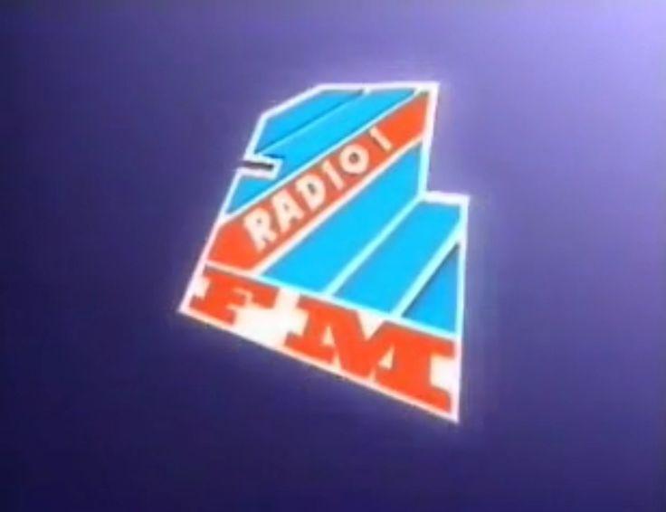 Radio 1 FM Logo (1988)