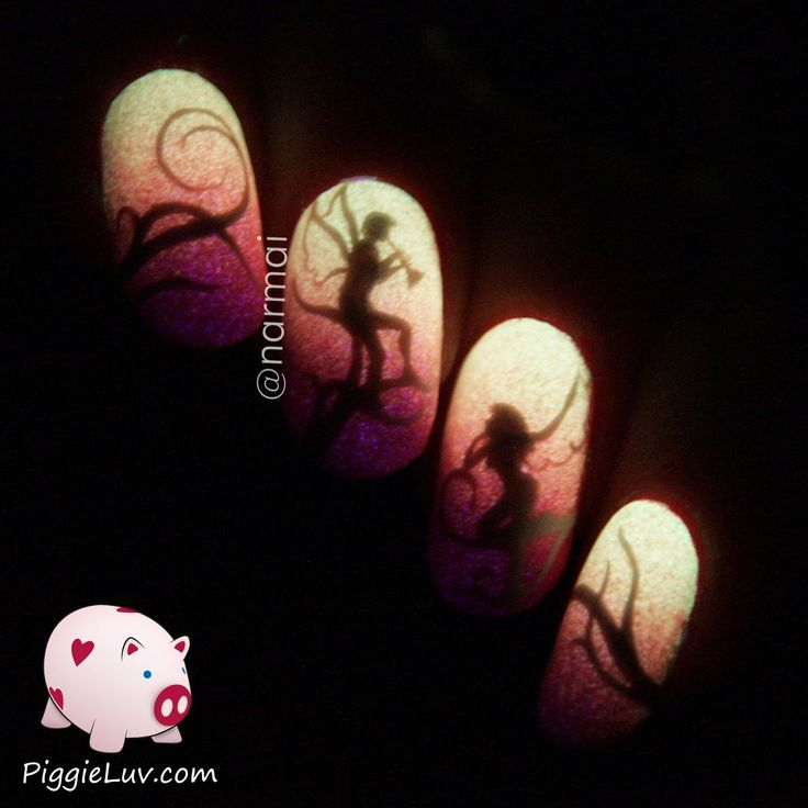 Fairy Nail Art: 1000+ Images About Fairy Nails & Nail Art Design Tutorial