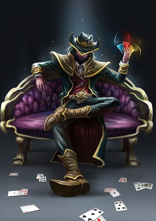 Twisted Fate - League of Legends