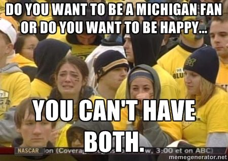 Ohio State Buckeyes...michigan wolverines