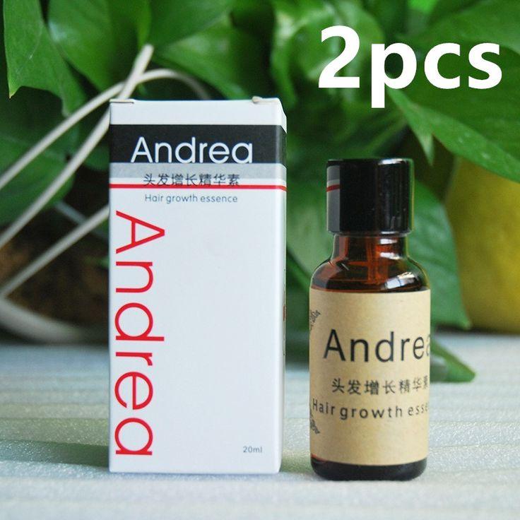 Andrea haargroei essentie 20 ml haargroei stimulator haaruitval behandeling haargroei liquid