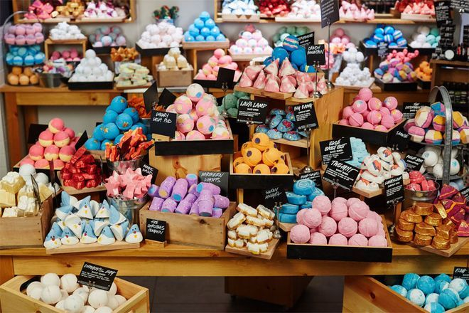 Secrets From Behind the Doors of the LUSH Factory