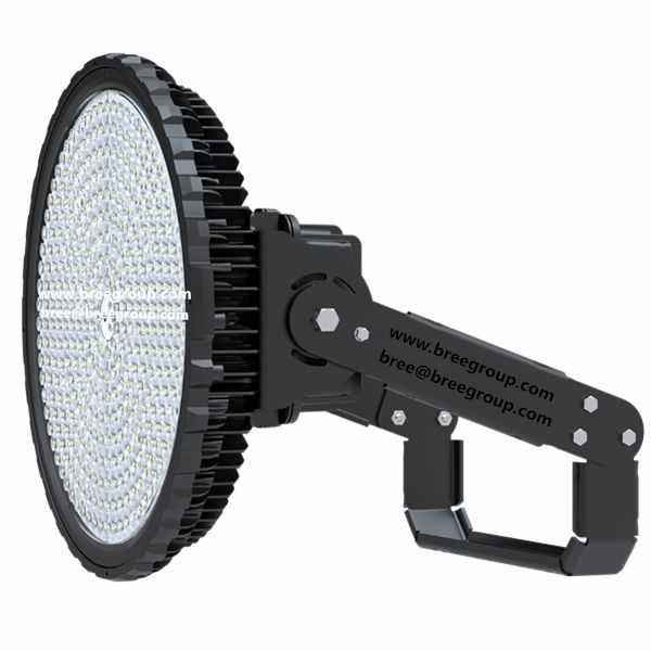 500 watt led sports light round flood