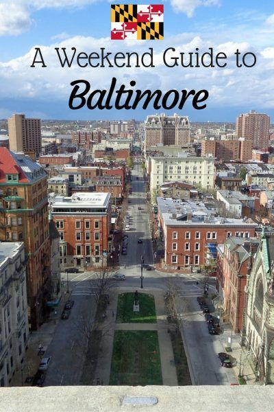 Heading to Baltimore? Click for my weekend guide to Baltimore, Maryland - where to stay, what to eat/drink, and what to do in America's Charm City.