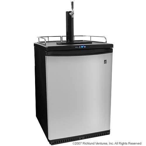 Danby Kegerator & Draft Beer Dispenser