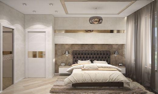 Квартира в г. Химки. Москва. Спальня