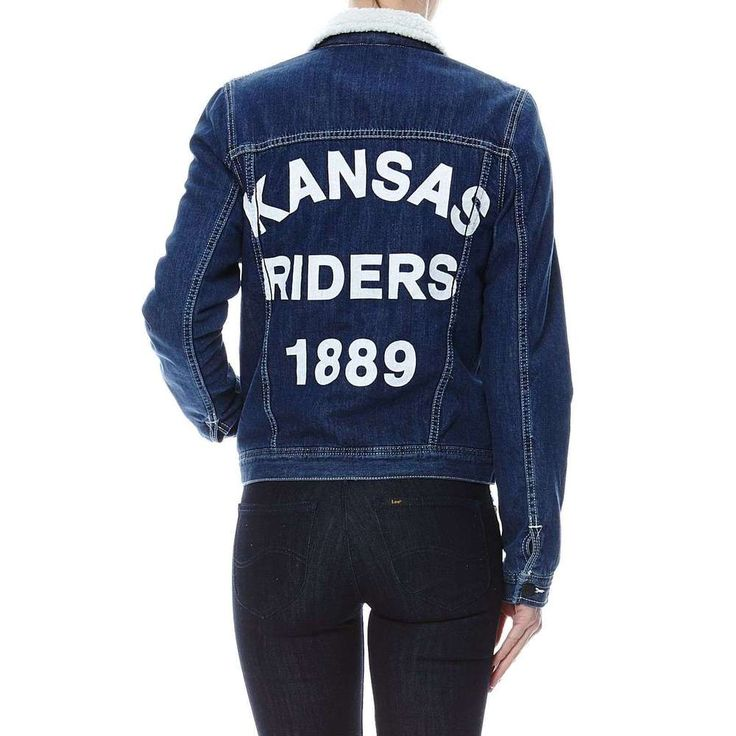 LEE 125th ANNIVERSARY Limited Edition Sherpa Jacket S Kansas Rider New with tags | eBay