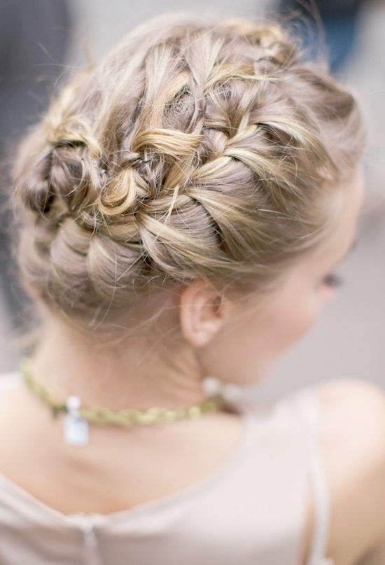 braided hair crown | Photo by Jeremy Harwell