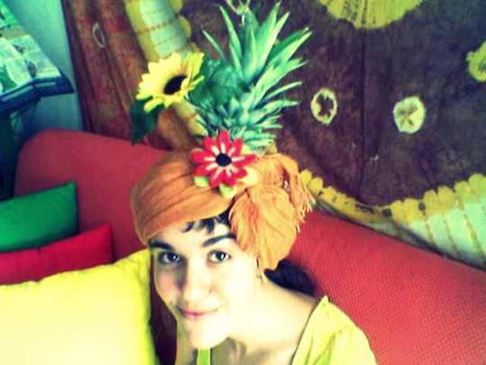bromelia - pineapple lover