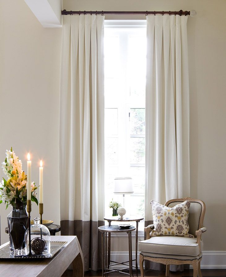Window Treatments For Picture Windows: Best 20+ Tall Window Curtains Ideas On Pinterest