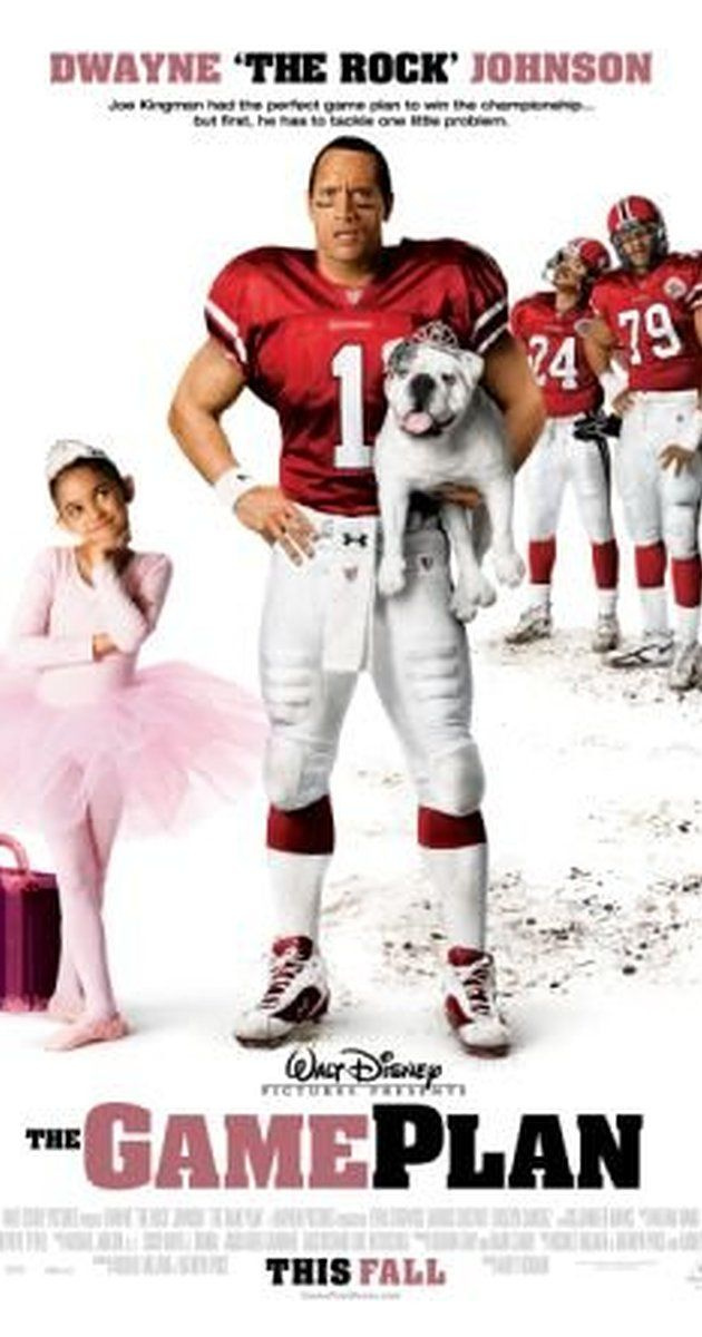 Directed by Andy Fickman.  With Dwayne Johnson, Kyra Sedgwick, Madison Pettis, Roselyn Sanchez. An NFL quarterback living the bachelor lifestyle discovers that he has an 8-year-old daughter from a previous relationship.