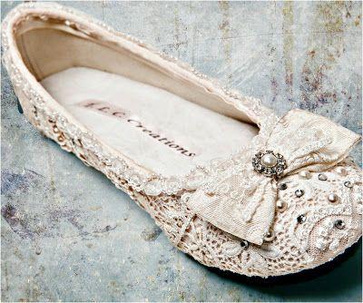 Essa vida de noiva!: Noiva de sapatilha