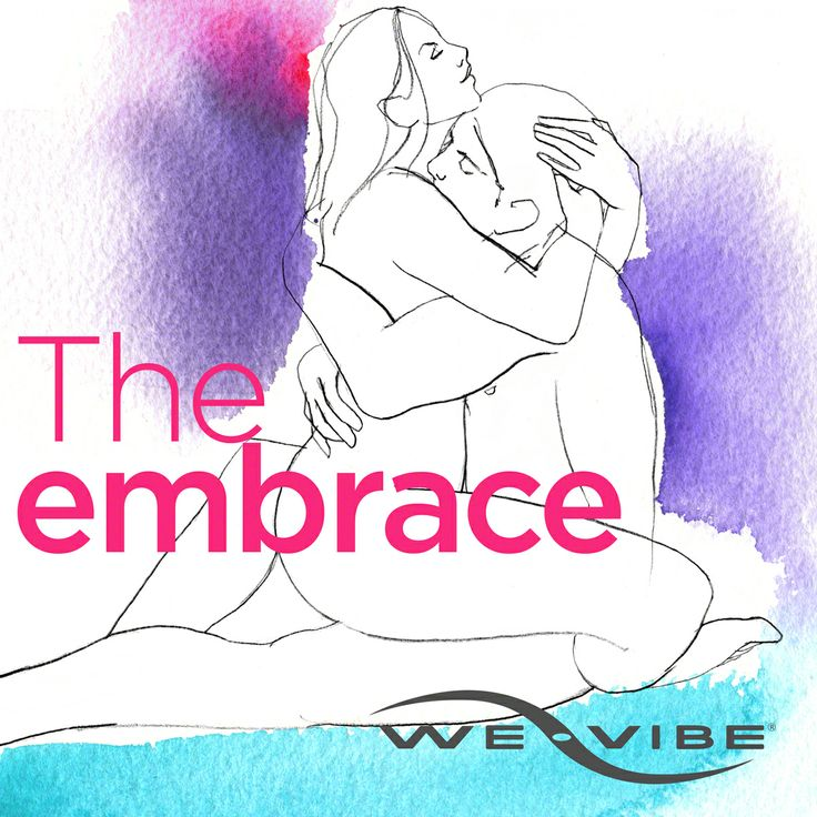 The embrace.