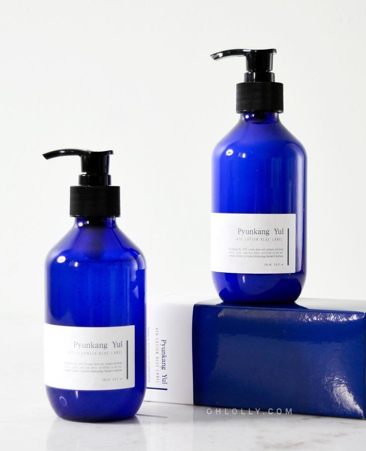 Pyunkang Yul Ato Blue Label Set Wash Lotion Lotion Gentle
