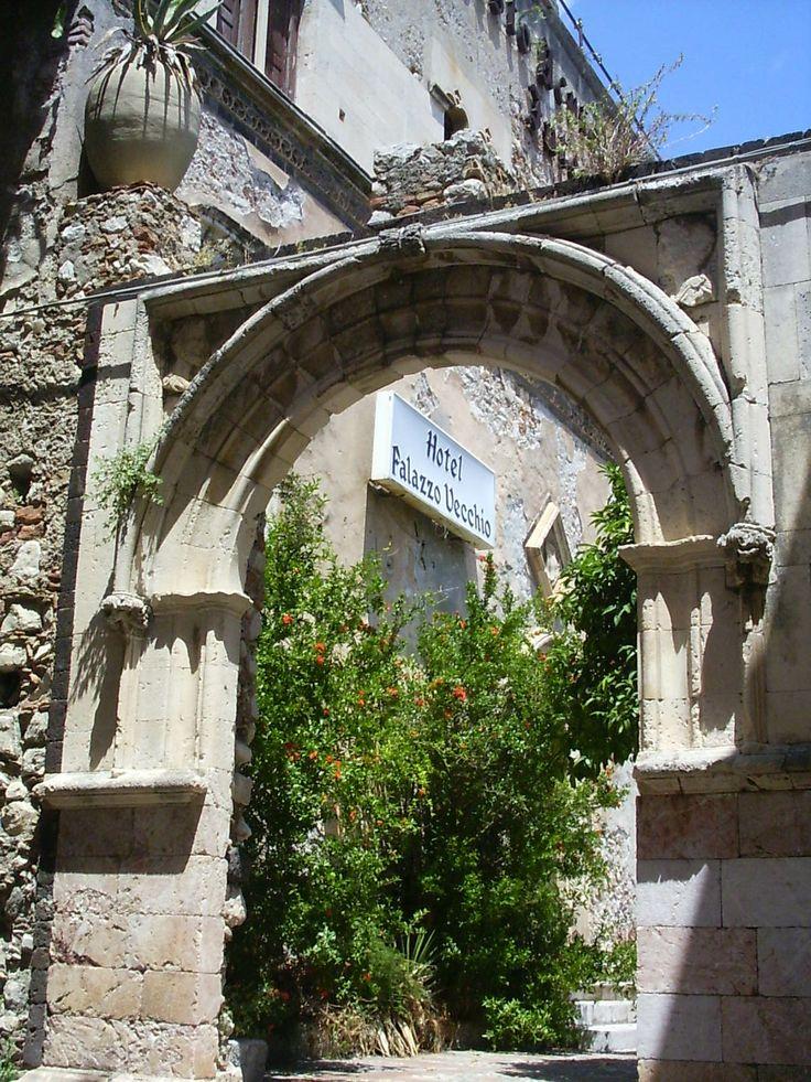Porta del Palazzo Vecchio