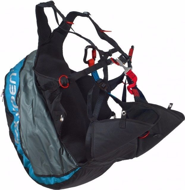 Paragliding 114271: Ozone Oxygen 1 Lightweight Paragliding Harness, Large - New BUY IT NOW ONLY: $290.0